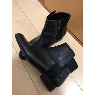 REGAL - リーガル レザーショートブーツ ブーツ 23センチ