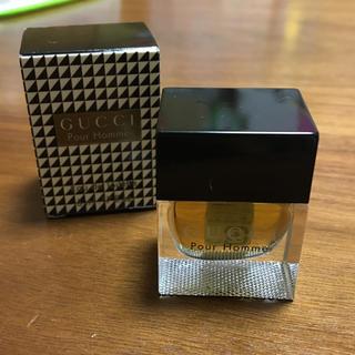 グッチ(Gucci)のGUCCI プールオム オードトワレ 5ml(香水(男性用))