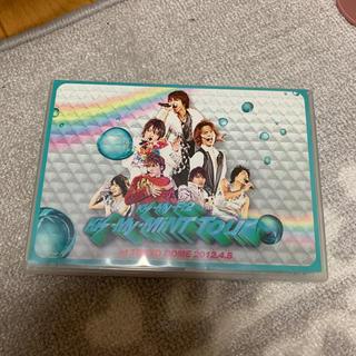 キスマイフットツー(Kis-My-Ft2)のkismyft2 mint tour dvd(その他)