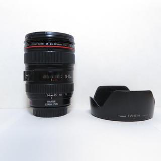 Canon - 憧れの赤ハチマキLレンズ  EF24-105mm f4L IS USM