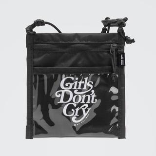 Girls Don't Cry x Helinox Nylon Pouch 黒(ショルダーバッグ)