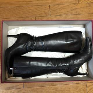 ギンザカネマツ(GINZA Kanematsu)の銀座かねまつ ロングブーツ(ブーツ)