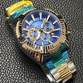 インビクタ(INVICTA)の新品送無 Invicta Bolt インビクタ ボルト シルバーゴールドワイヤー(腕時計(アナログ))