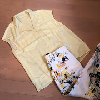 グレースコンチネンタル(GRACE CONTINENTAL)のグレース♡定価1.5万♡シャツ(シャツ/ブラウス(半袖/袖なし))