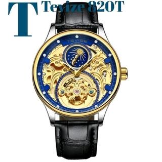 【海外限定ウォッチ】オートマチック Tevize860T 太陽と月 腕時計 (腕時計(アナログ))
