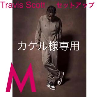 トラヴィス スコット ジャージセットアップ Mサイズ Travisscott