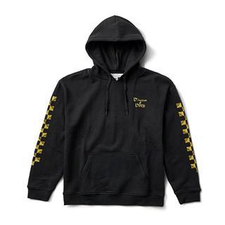 VANS - Vincent Van Gogh SKULL Hooded Sweatshirt