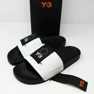 Y-3 - 新品 Y-3 サンダル ADILETTE ホワイト×ブラック