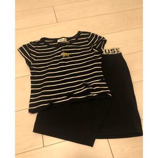 ステューシー(STUSSY)のステューシー セット(Tシャツ(半袖/袖なし))