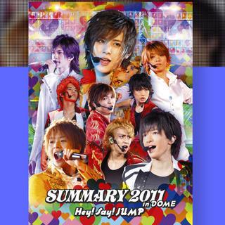 ヘイセイジャンプ(Hey! Say! JUMP)の【注意】Hey! Say! JUMP SUMMARY2011 in DOME(アイドルグッズ)
