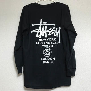 STUSSY - STUSSY 長袖Tシャツ