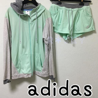 adidas - adidas スポーツウェア セットアップ