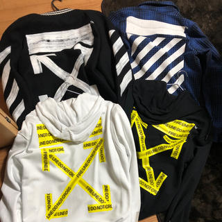 OFF-WHITE - off-white  まとめ売り  15点セット 総額70万円