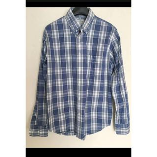 coen - coen チェックシャツ