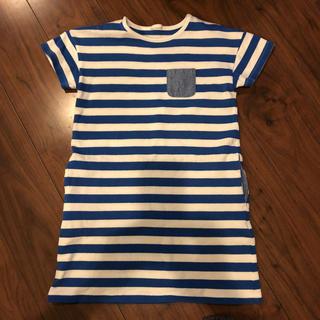 ジーユー(GU)のGU 140キッズ(Tシャツ/カットソー)