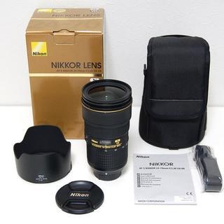 Nikon - Nikon AF-S NIKKOR 24-70mm f/2.8E ED VR