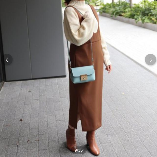 Noble(ノーブル)のnoble ノーブル GIANNI NOTARO CAROL J ミニショルダー レディースのバッグ(ショルダーバッグ)の商品写真