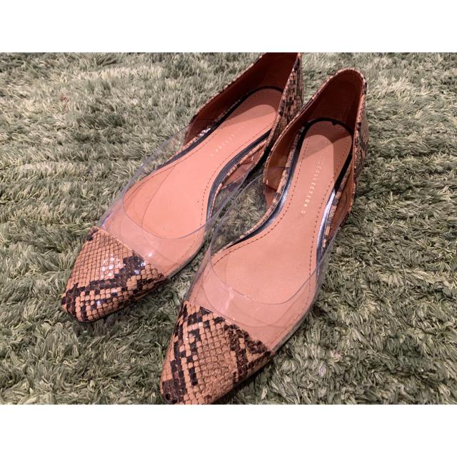 ZARA(ザラ)のZARA レディースの靴/シューズ(バレエシューズ)の商品写真