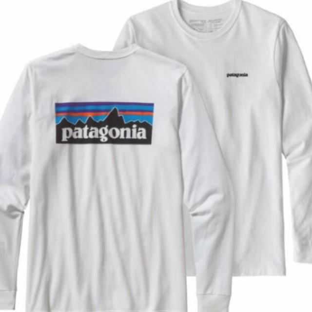 patagonia(パタゴニア)のパタゴニア ロンt s メンズのトップス(Tシャツ/カットソー(七分/長袖))の商品写真