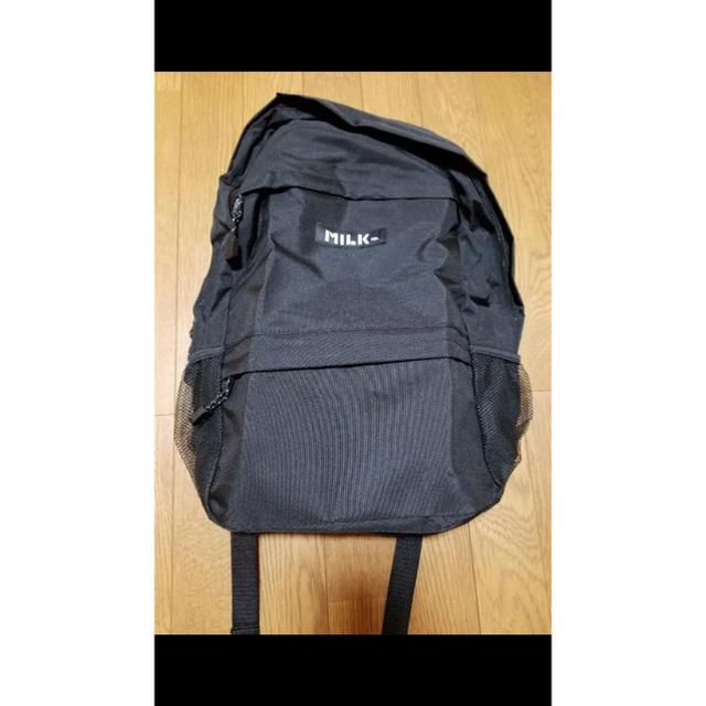MILKFED.(ミルクフェド)のMILKFED リュック レディースのバッグ(リュック/バックパック)の商品写真