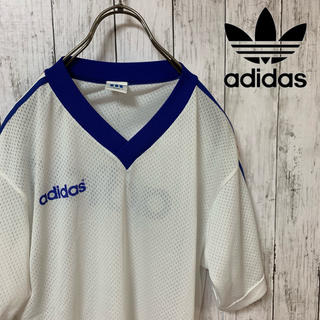 アディダス(adidas)のadidas アディダスオリジナルス ゲームシャツ(Tシャツ/カットソー(半袖/袖なし))