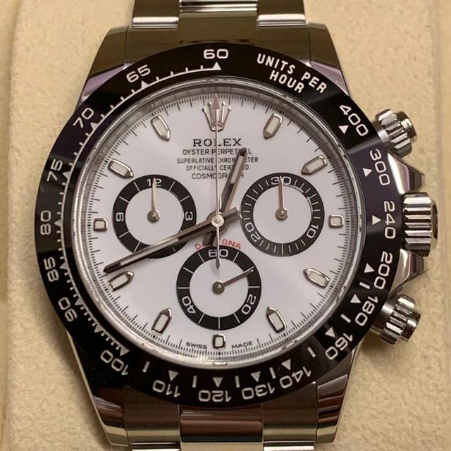 ROLEX(ロレックス)のロレックス  デイトナ  2 メンズの時計(腕時計(アナログ))の商品写真
