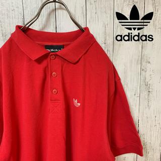 アディダス(adidas)のadidas アディダスオリジナルス ポロシャツ ワンポイントロゴ(ポロシャツ)