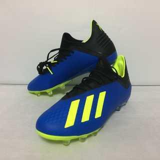 アディダス(adidas)のadidas エックス 18.2 HG AG 新品 27cm(シューズ)