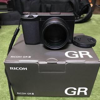 RICOH - RICOH GR III 付属品多数