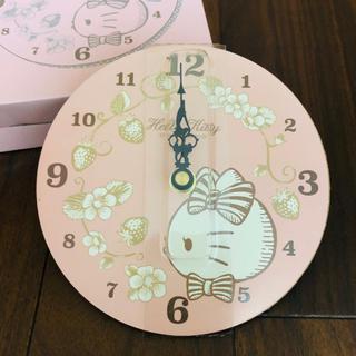 ハローキティ - キティ 掛時計