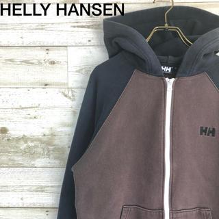 38c6a41905d673 ヘリーハンセン(HELLY HANSEN)のHELLY HANSEN(ヘリーハンセン) パーカー 裏起毛