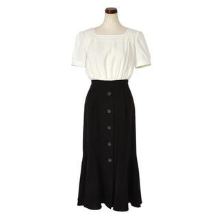 snidel - 週明け削除 Herlipto Deep Back Ribbon Dress