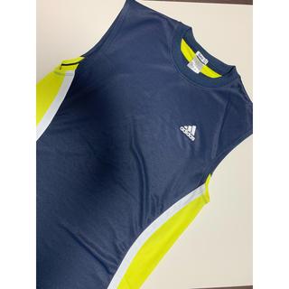 【Lサイズ】Adidasノースリーブシャツ 中古品