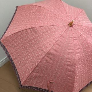 セリーヌ(celine)のきなこ様専用 美品 セリーヌ晴雨兼用傘 レースが可愛い(傘)