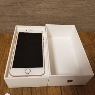 iPhone - iPhone7 simフリー 128gb ローズゴールド