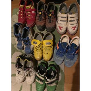 ディアドラ(DIADORA)の安全靴ディアドラ27cm  8足まとめ売り(その他)