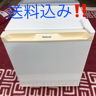 Panasonic - ナショナル小型電子冷蔵庫20L‼️