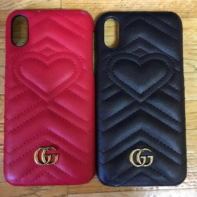 Gucci - 【即購入禁止です】GUCCI iPhoneX/XSケースの通販 by yama's shop|グッチならラクマ