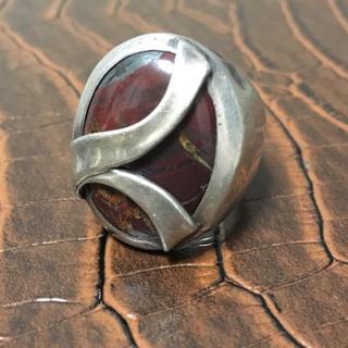 ガルニ(GARNI)のガルニ GARNI 石付き シルバーリング #19(リング(指輪))