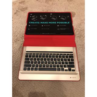 充電不要! ロジクール キーボードケース iPad Pro