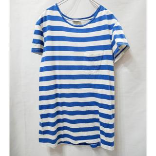 Saint Laurent - サンローラン ボーダー Tシャツ S