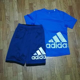 アディダス(adidas)の新品★adidas★アディダス★Tシャツ★ハーフパンツ(Tシャツ/カットソー)