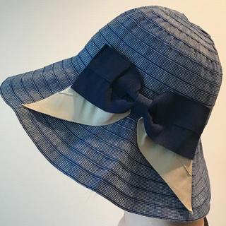 特別価格❣️UVカット帽子✨☺︎洗えて。折り畳みできる帽子。