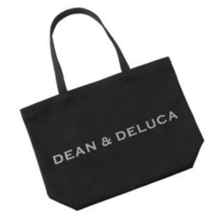 DEAN & DELUCA - 【新品/未開封】ディーンアンドデルーカ トートバック 黒