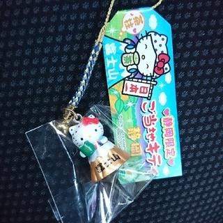 ハローキティ - ハローキティ ストラップ 富士山 静岡限定