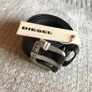 ディーゼル(DIESEL)のdiesel ベルト(こげ茶)(ベルト)