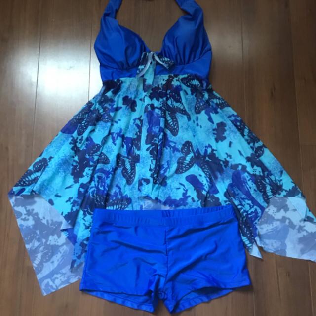ワンピース 水着 Lサイズ セパレート レディースの水着/浴衣(水着)の商品写真