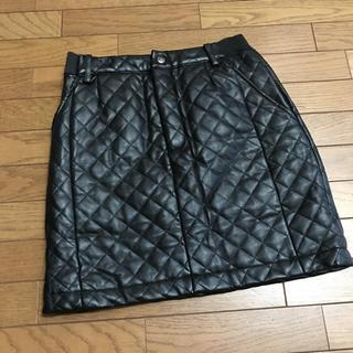 ANAP - ANAP  レザースカート  ミニスカート