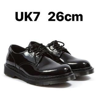 Dr.Martens - UK7 26cm Fragment Design x Dr. Martens