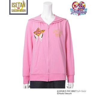 ピンクハウス(PINK HOUSE)の☆スピード発送☆ピンクハウス×セーラームーン 伊勢丹 コラボパーカー♡(パーカー)